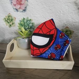 Facemask Spiderman
